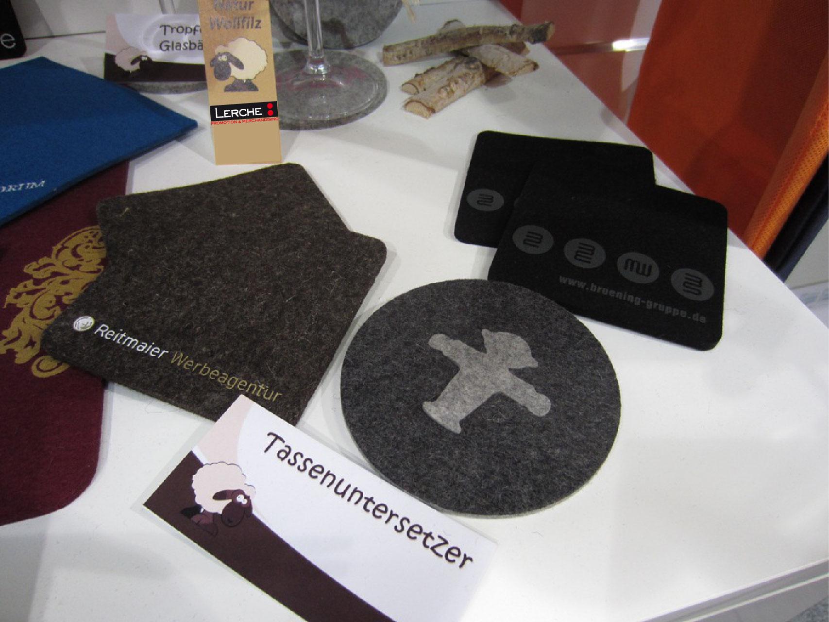 neues von der filz front die neuesten filz produkte f r. Black Bedroom Furniture Sets. Home Design Ideas