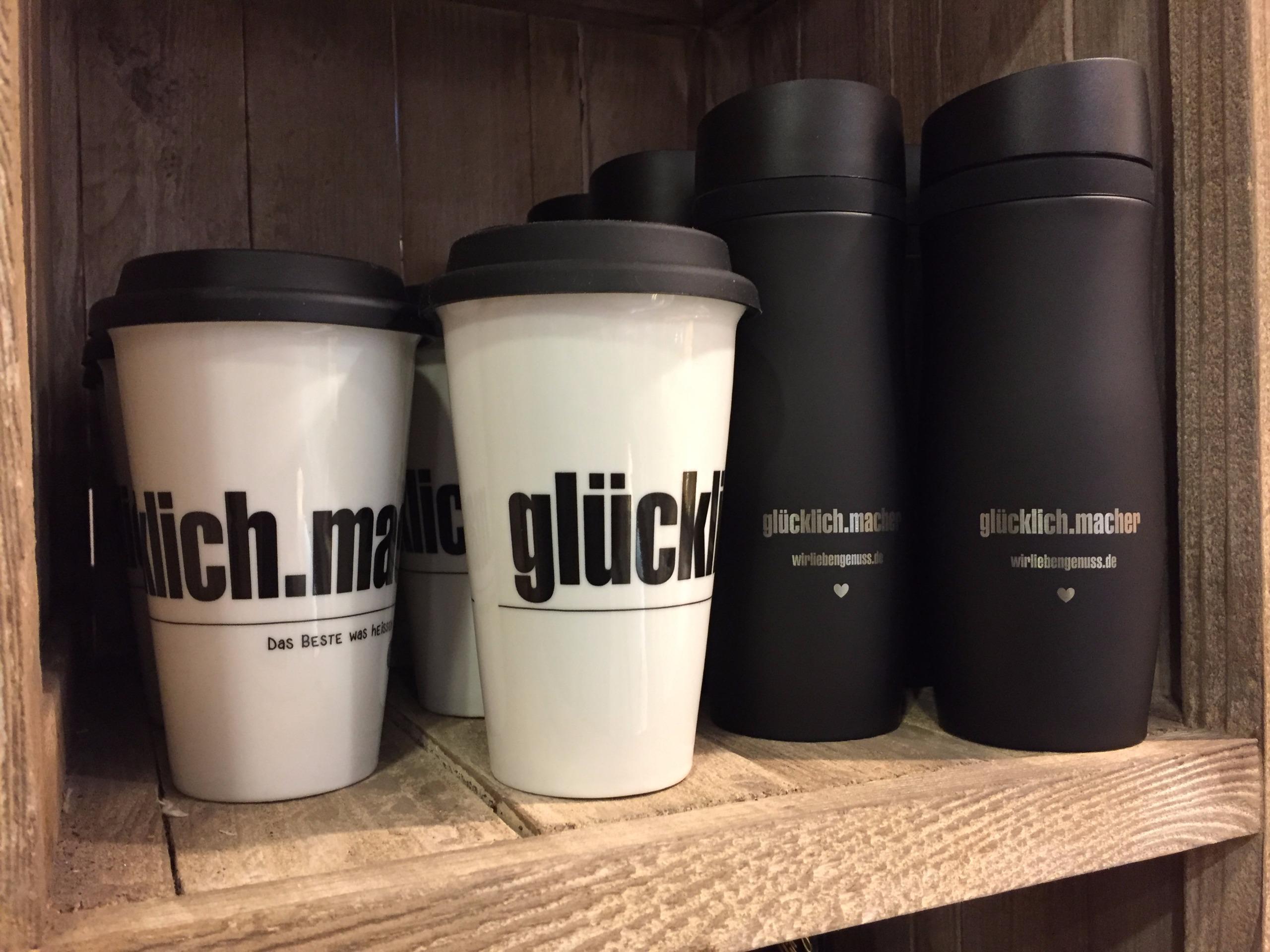 Bäckerei Wanner Verkauft Coffee To Go Becher Crema Extensa Nero
