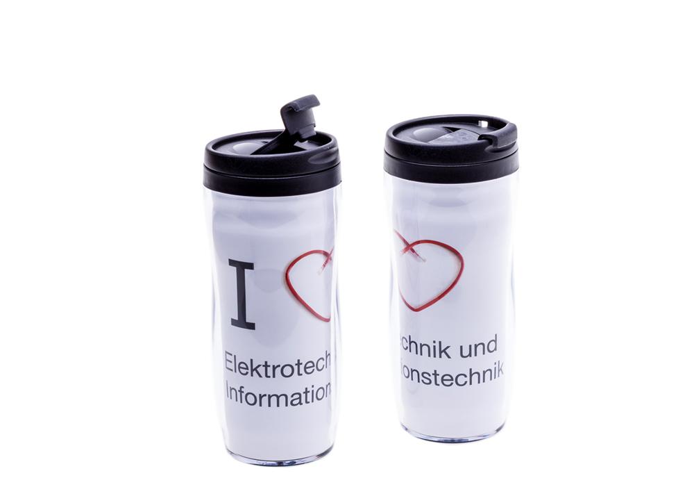 """Coffee-to-go-Becher """"Style"""" mit Papiereinleger zum selber gestalten ..."""