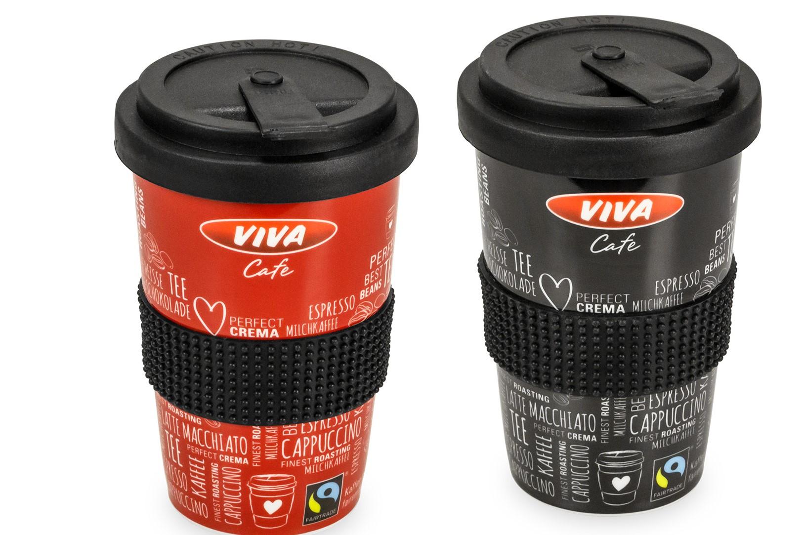Omv Führt Europaweit Mehrwegbechersystem Mit Porzellan Coffee To Go