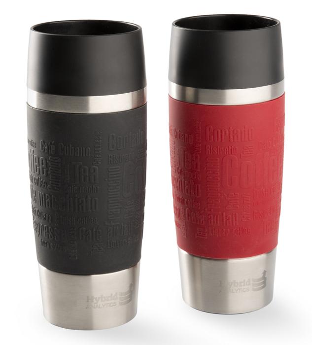markenqualit t coffee to go becher travel mug von emsa. Black Bedroom Furniture Sets. Home Design Ideas