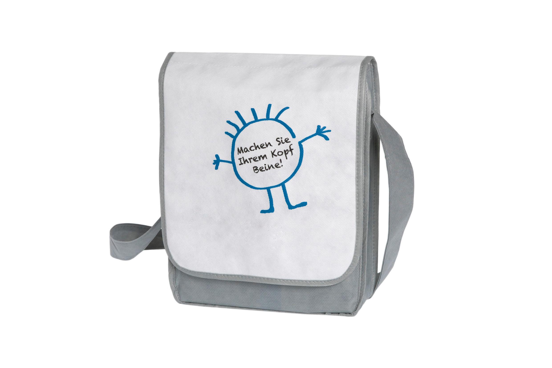 96ecde5a9c5b7 Modische bedruckte Umhängetasche   Seminartasche für öffentliche Institution